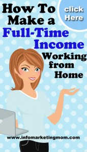 make a full time income from home